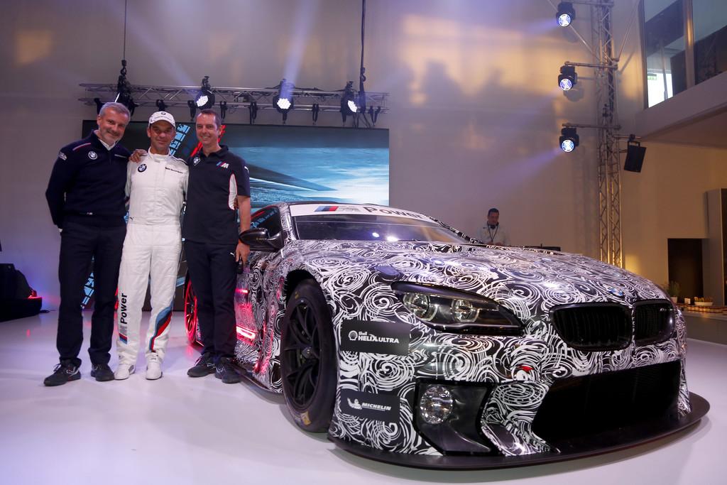 BMW M6 GT3 hinterlässt erste Duftmarke am Ring. © spothits/Auto-Medienportal.Net/BMW
