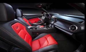 Chevrolet Camaro 2016: Kleiner, leichter, agiler, schneller. © spothits/Auto-Medienportal.Net/Chevrolet