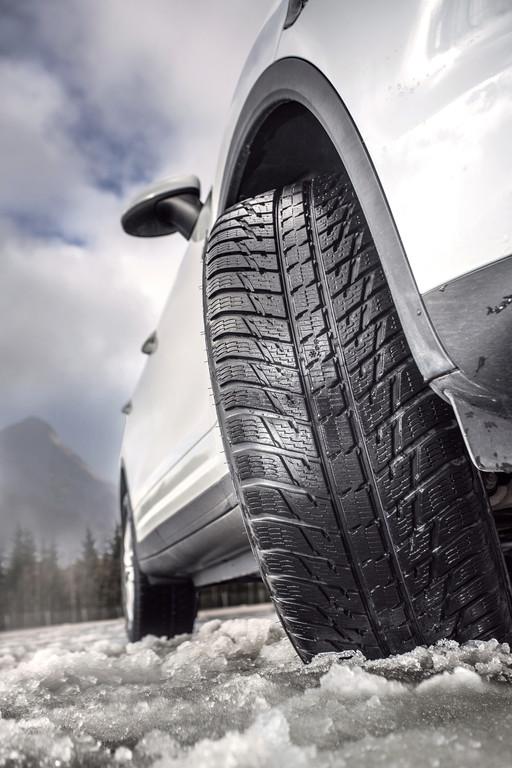 Nokian bringt ersten AA-Winterreifen für SUV. © spothits/Auto-Medienportal.Net/Nokian