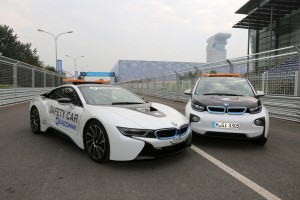Berlin elektrisiert: Das erste offizielle Autorennen seit 1998. © spothits/Auto-Medienportal.Net/FIA