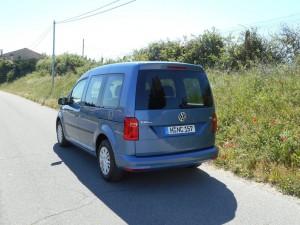 Volkswagen Caddy: Weiter geht's. © spothits/Auto-Medienportal.Net