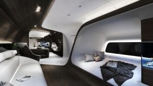 Mercedes-Benz und Lufthansa entwickeln Luxus-Kabine. © spothits/Auto-Medienportal.Net/Daimler