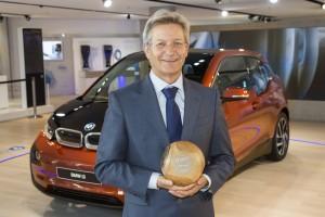 "BMW-Routenplaner erhält ""Green Tec Award"". © spothits/Auto-Medienportal.Net/BMW"