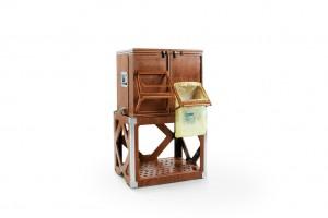Camp Champ: Die Küche in der Kiste. © spothits/Auto-Medienportal.Net/Camp Champ