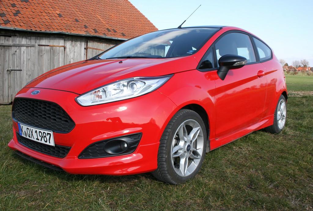 Ford Fiesta wird aufgewertet und variantenreicher. © spothits/Auto-Medienportal.Net