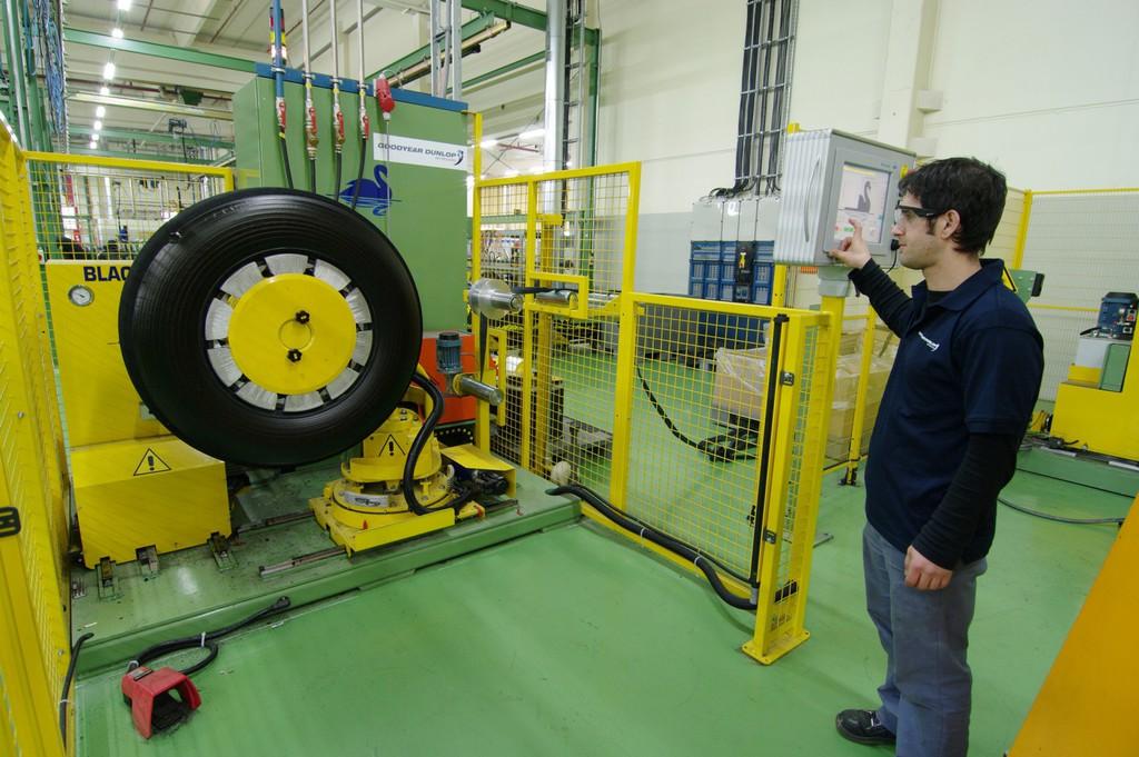 Goodyear Dunlop erweitert Angebot an Heißrunderneuerung. © spothits/Auto-Medienportal.Net/Goodyear Dunlop