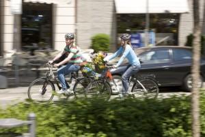 Ratgeber: Sicher unterwegs mit dem Pedelec. © spothits/Auto-Medienportal.Net/ADAC