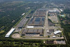 Zukunftsplan für Bremer Mercedes-Benz-Werk. © spothits/Auto-Medienportal.Net/Daimler