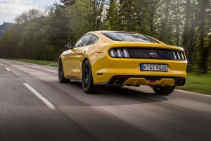 Ford Mustang: Das Leben ist ein Pony-Hof. © spothits/Auto-Medienportal.Net/Ford