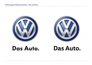 Volkswagen verändert seine Schrift. © spothits/Auto-Medienportal.Net/Volkswagen