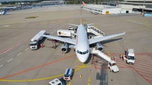 Billigflieger: Germanwings überflügelt Air Berlin. © spothits/Auto-Medienportal.Net/Köln Bonn Airport