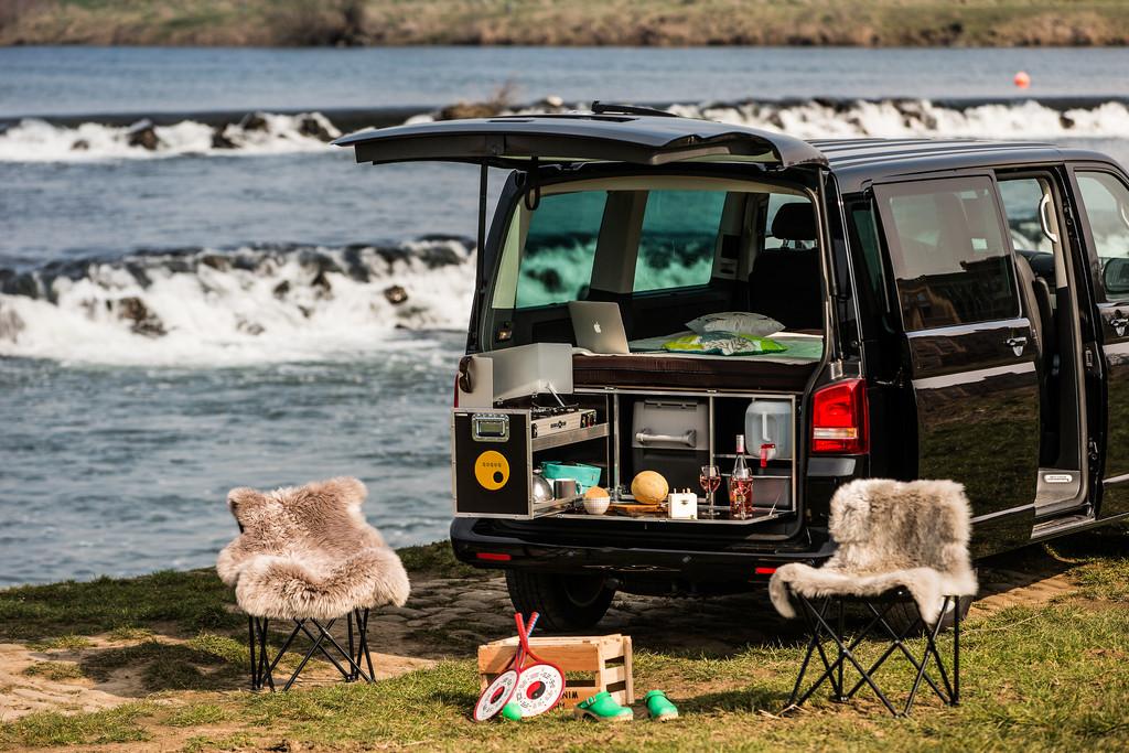 Busbox von Ququq verwandelt Transporter in Reisemobile. © spothits/Auto-Medienportal.Net/Ququq