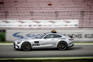 Neues Safety Car für die DTM. © spothits/Auto-Medienportal.Net/Daimler