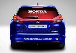 Kraftstoffverbrauch: Honda will ins Guiness-Buch der Rekorde. © spothits/Auto-Medienportal.Net/Honda