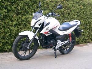 Honda CB 125 F. © spothits/Honda