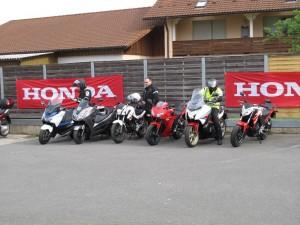 Honda Motorradtage 2015. spothits/Honda