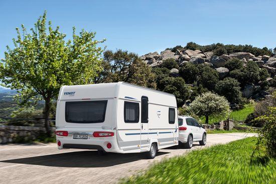 InterCaravaning und Fendt bieten Miet-Caravans. © spothits/InterCaravaning/Fendt