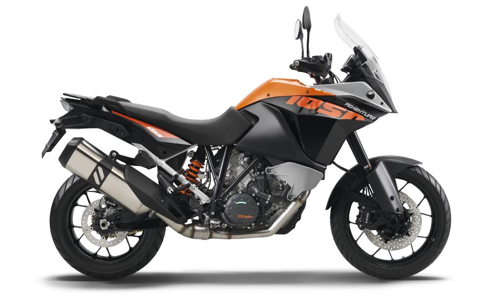 KTM bietet Eintauschprämie bei Neukauf der Adventure. © spothits/KTM