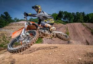 KTM 450 SX-F. © spothits/KTM