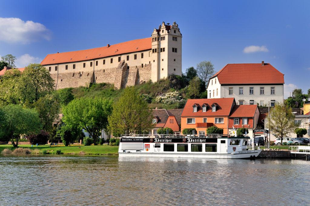 Burg Wettin. © spothits/Wolfgang Kubak