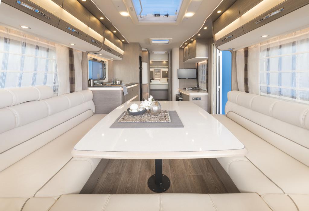 Dethleffs Exclusiv: Premium Caravan kommt zurück. © spothits/Dethleffs