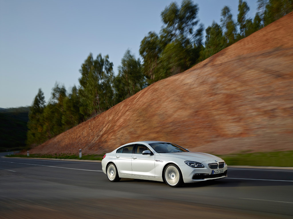 Test BMW Gran Coupé 650i. © spothits/BMW