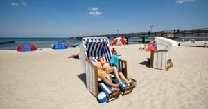 Strand Graal-Müritz. © spothits/TuK GmbH M. Wigger