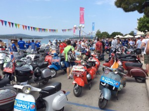 Vespa World Days 2015. © spothits/Piaggio