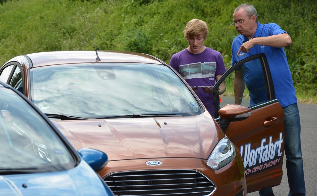 Ford schult junge Autofahrer. © spothits/Auto-Medienportal.Net/Ford