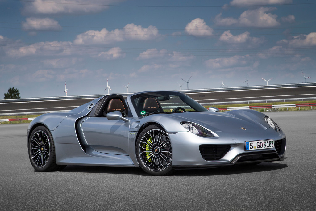 Porsche beendet Produktion des 918 Spyder. © spothits/Auto-Medienportal.Net/Porsche