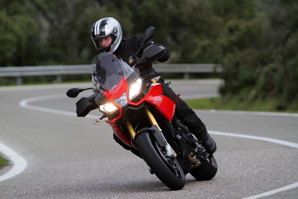 Motorradmarkt auf Vorjahresniveau. © spothits/Auto-Medienportal.Net/Aprilia