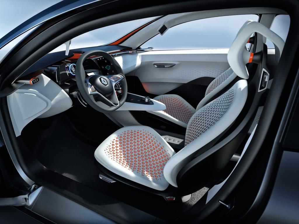 Faurecia in Stuttgart für Eolab-Sitze ausgezeichnet. © spothits/Auto-Medienportal.Net/Renault