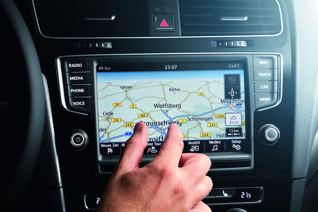 Ratgeber: Navi-Dieben die Arbeit erschweren. © spothits/Auto-Medienportal.Net/Volkswagen
