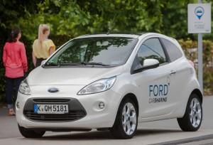Ford senkt Anmeldegebühr für Carsharing. © spothits/Auto-Medienportal.Net/Ford
