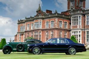 Der Bentley der Queen: Leder nur für den Kutscher. © spothits/Auto-Medienportal.Net/Axel Busse
