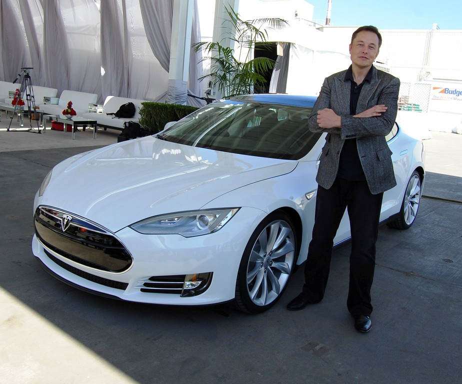 Elon Musk: Genie mit Hang zum Größenwahn. © spothits/Auto-Medienportal.Net/Wikipedia