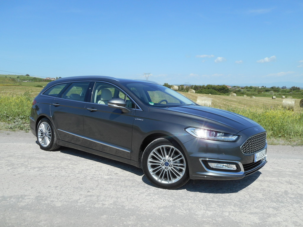 Neuer Ford Mondeo weit im Plus. © spothits/Auto-Medienportal.Net