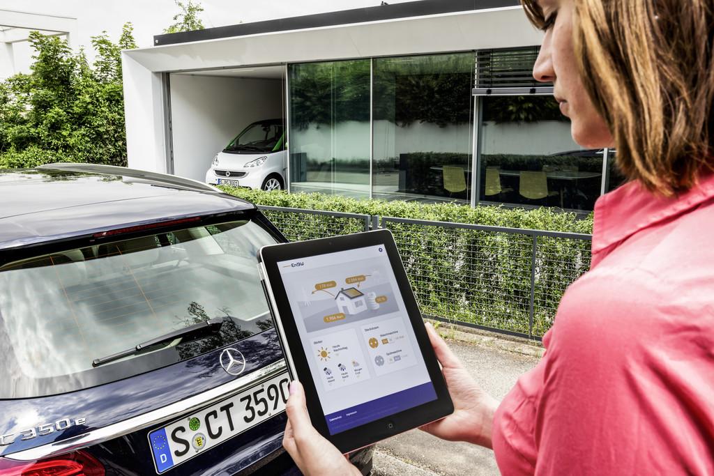 Mercedes-Benz-Energiespeicher für Privatkunden. © spothits/Auto-Medienportal.Net/Daimler