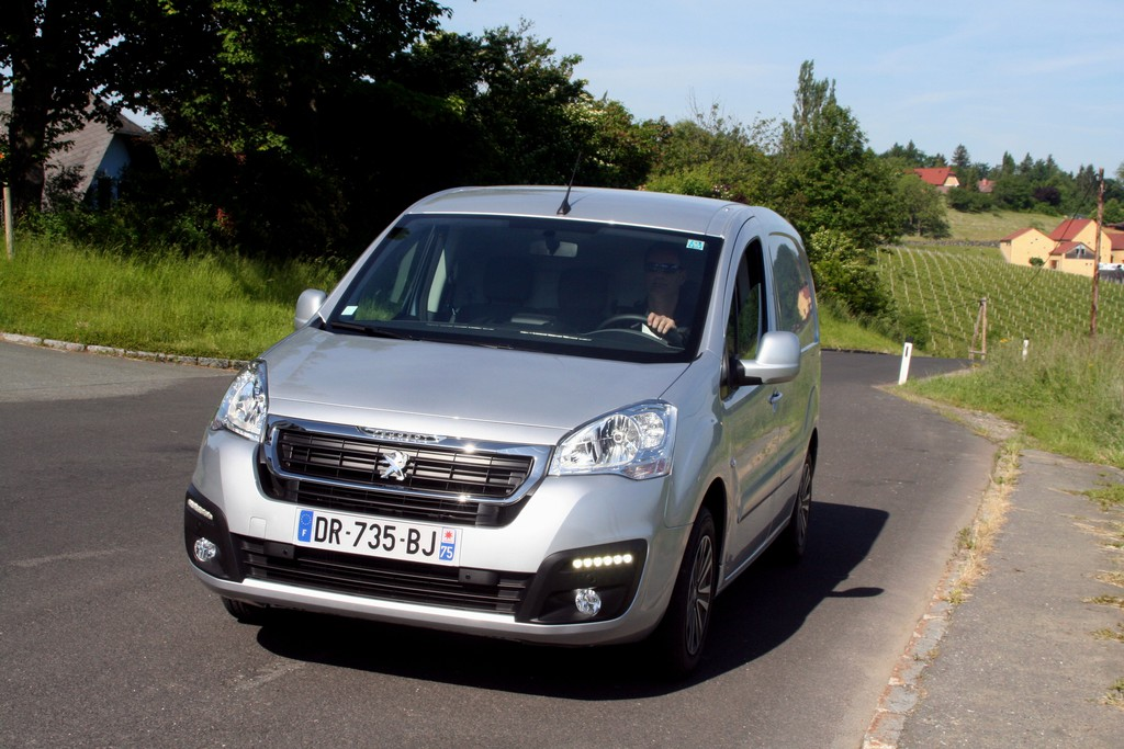 Peugeot Partner und Partner Tepee: Vielseitige Löwen. © spothits/Auto-Medienportal.Net/Ute Kernbach