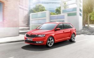 Skoda Rapid noch sicherer und sauberer. © spothits/Auto-Medienportal.Net/Skoda
