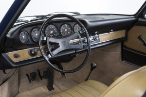 Porsche fertigt 911-Armaturentafel nach. © spothits/Auto-Medienportal.Net/Porsche