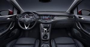 IAA 2015: Opel Astra kommt im Oktober. © spothits/Auto-Medienportal.Net/Opel