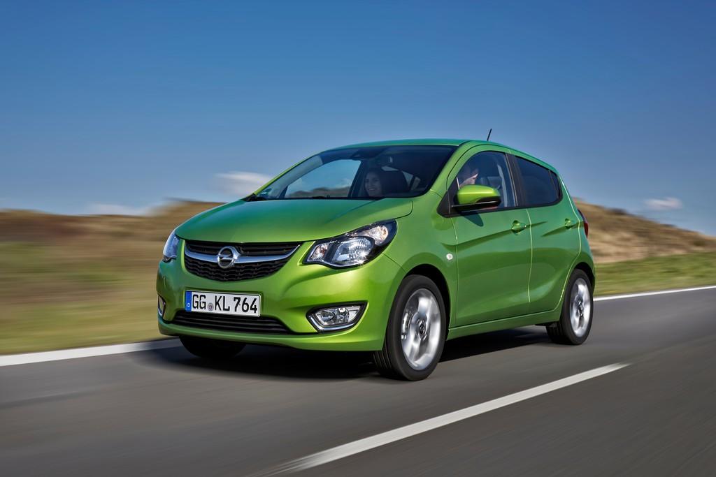 Opel Karl kommt am 20. Juni in den Handel. © spothits/Auto-Medienportal.Net/Opel