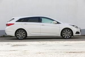 Hyundai wertet i40 Kombi auf. © spothits/Auto-Medienportal.Net/Hyundai
