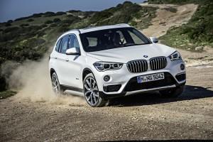 Neuer BMW X1 drängt in die nächsthöhere Klasse. © spothits/Auto-Medienportal.Net/BMW