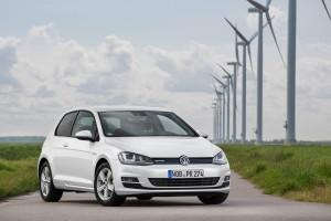 Volkswagen Golf TSI Blue Motion: Effizienzkünstler. © spothits/Auto-Medienportal.Net/Volkswagen