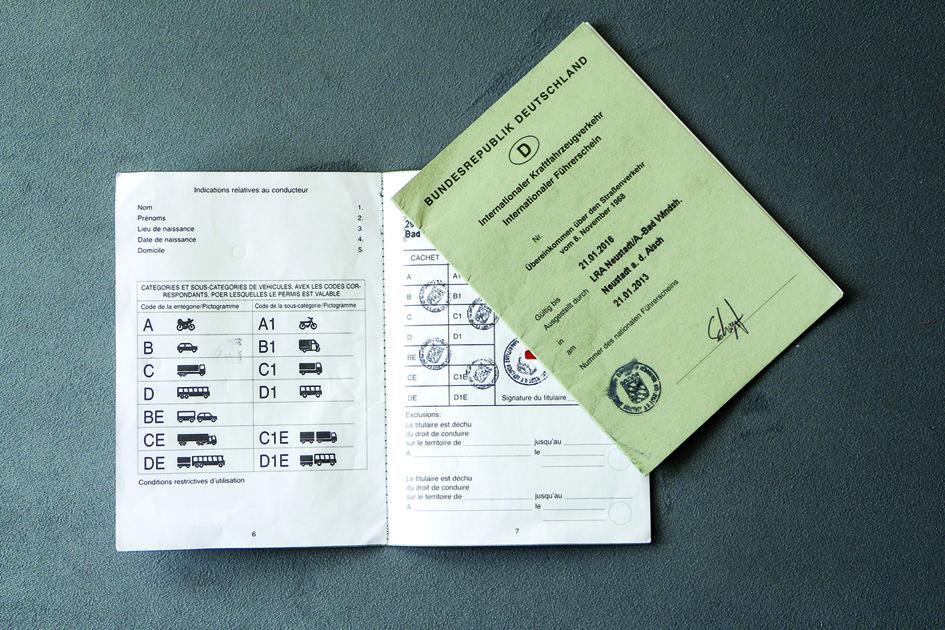 Unser Führerschein wird nicht überall anerkannt. © spothits/Auto-Medienportal.Net/ARCD