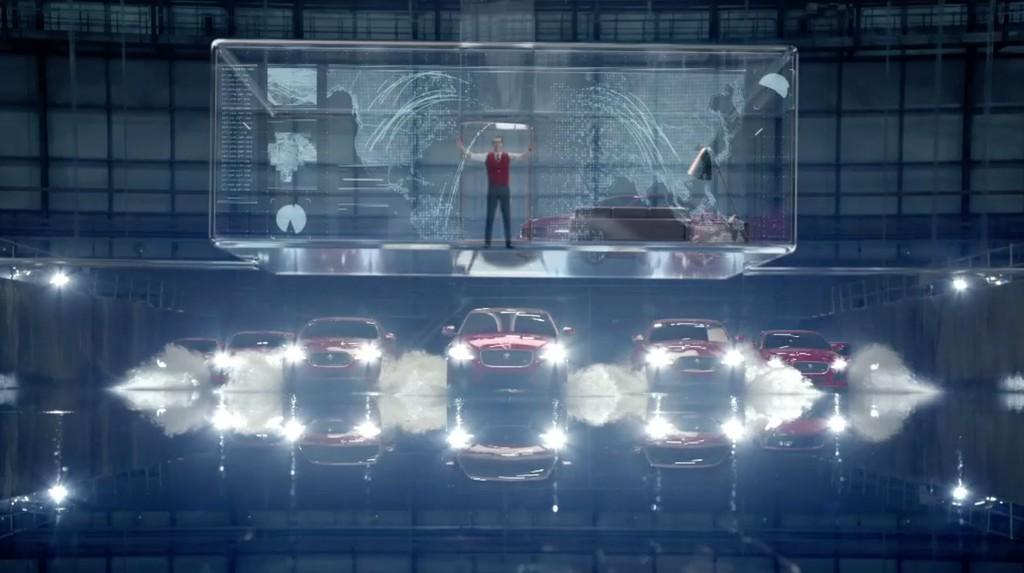 "Jaguar positioniert seinen XE als ""britischen Gegenspieler"". © spothits/Auto-Medienportal.Net(Jaguar Land Rover"