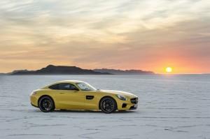Mercedes-AMG GT S: Schwäbisch für Fortgeschrittene. © spothits/Auto-Medienportal.Net/Daimler