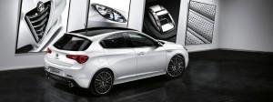 Alfa Romeo Giulietta als Sondermodell. © spothits/Auto-Medienportal.Net/Alfa Romeo